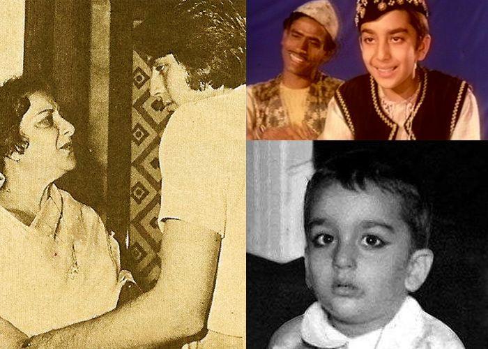 Sanjay dutt | Childhood photos, Celebrity pictures ...