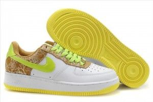 Nike air force 1 low easter hunt 3 women's shoes white green yellow uk  online sale