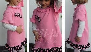 wykrój sukienka dla dziewczynki - Szukaj w Google
