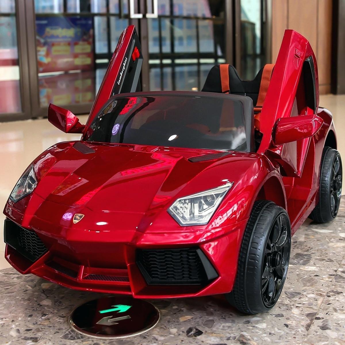 Chic Baby Kinderwagen Kinder Elektro Auto Mit Vier Radern