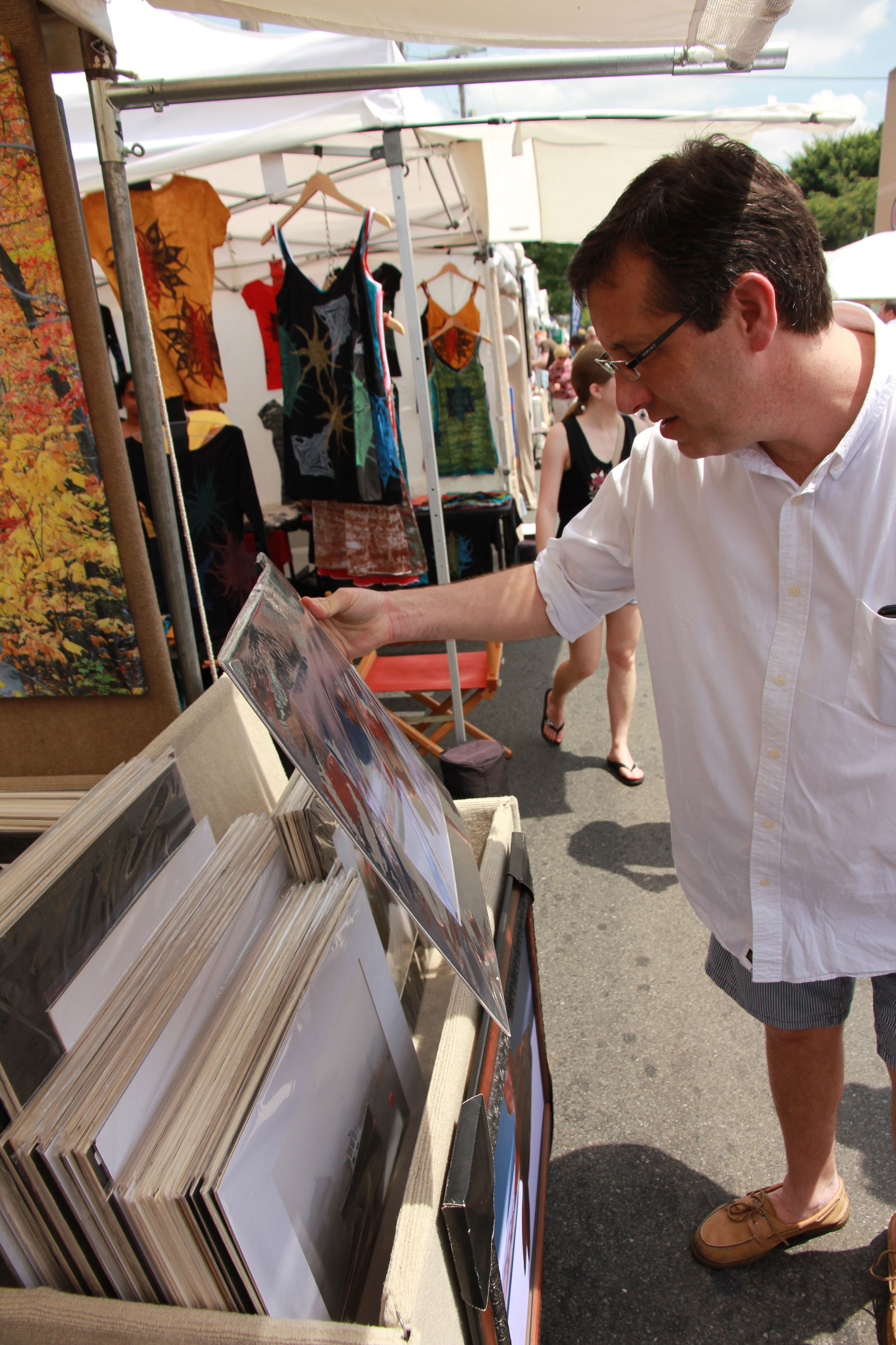 Manayunk Arts Festival by Fred Brown graphy