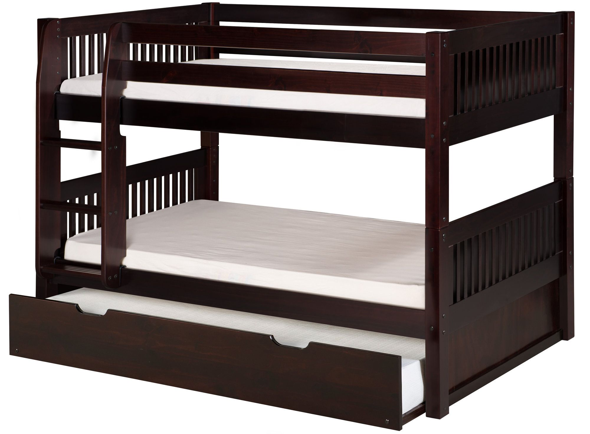 Isabelle Twin Over Twin Bunk Bed With Trundle Products
