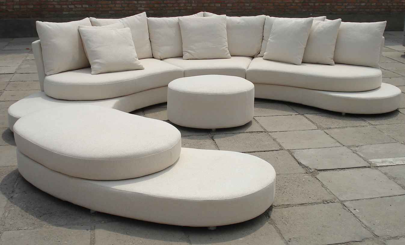 Modern Furniture Cheap Modern Furniture Online In White Leather - Cheap designer sofas