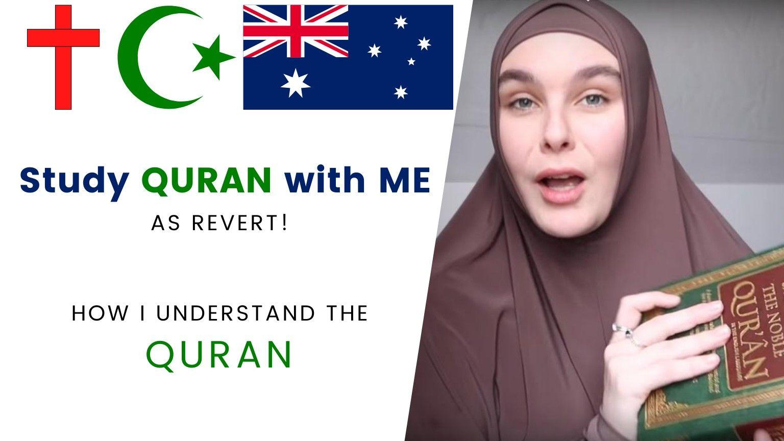 Study Quran With Me | 🇦🇺 Samantha J Boyle 🧕