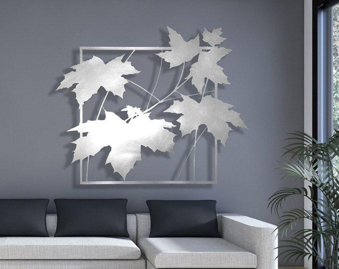 Corte laser metal decorativo pared panel de arte escultura - Panel decorativo pared ...