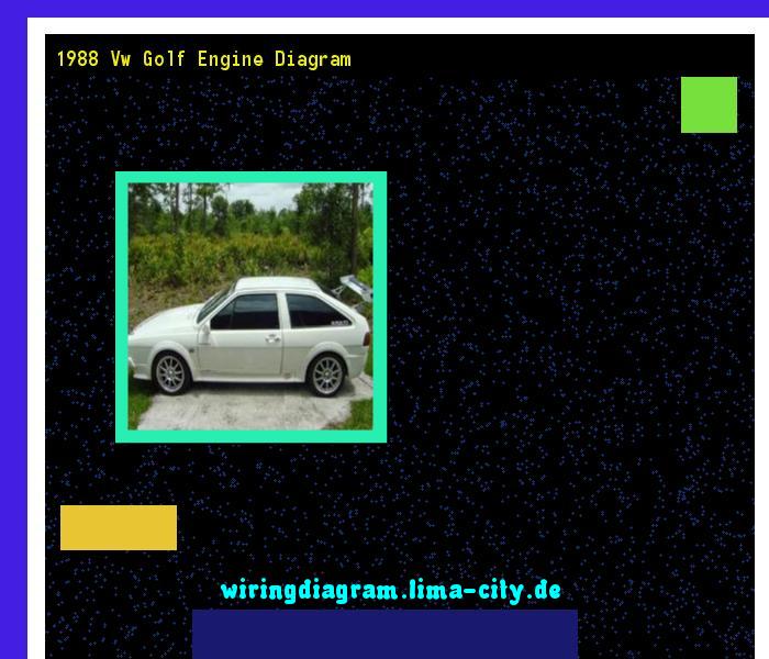 1988 Vw Golf Engine Diagram  Wiring Diagram 174433