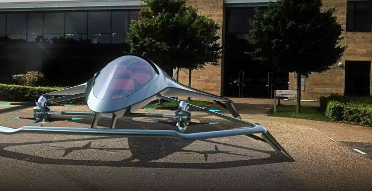 Aston Martin Volante Vision Concept 2018 A Personal And Autonomous Future Aircraft Aston Autonomous Concept Marti Aston Martin Volante Aston Martin Aston