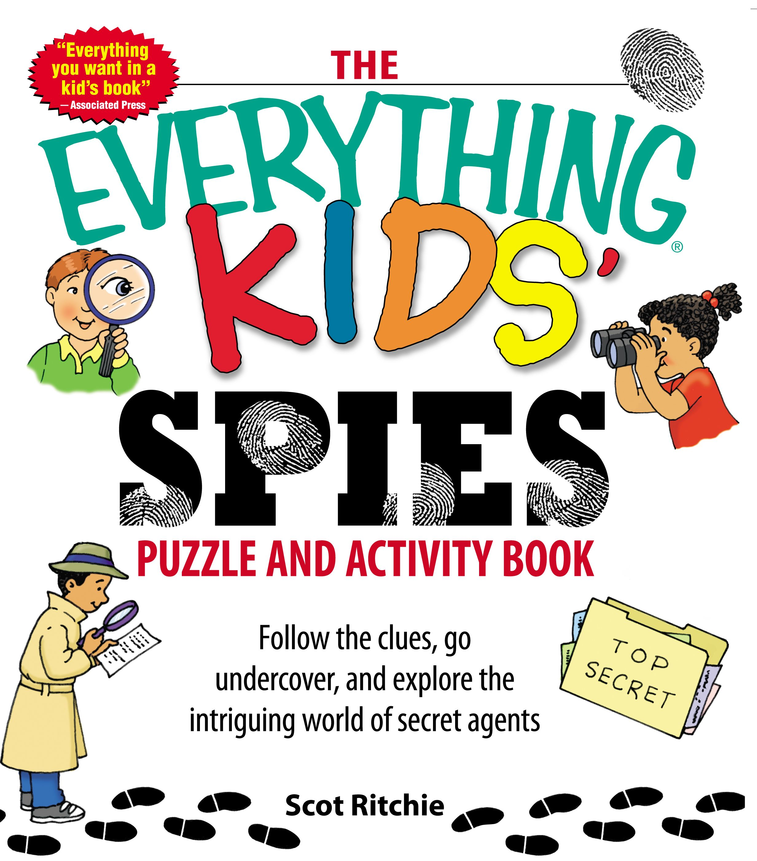 Introduction To Spy Puzzles And Activities For Kids Can