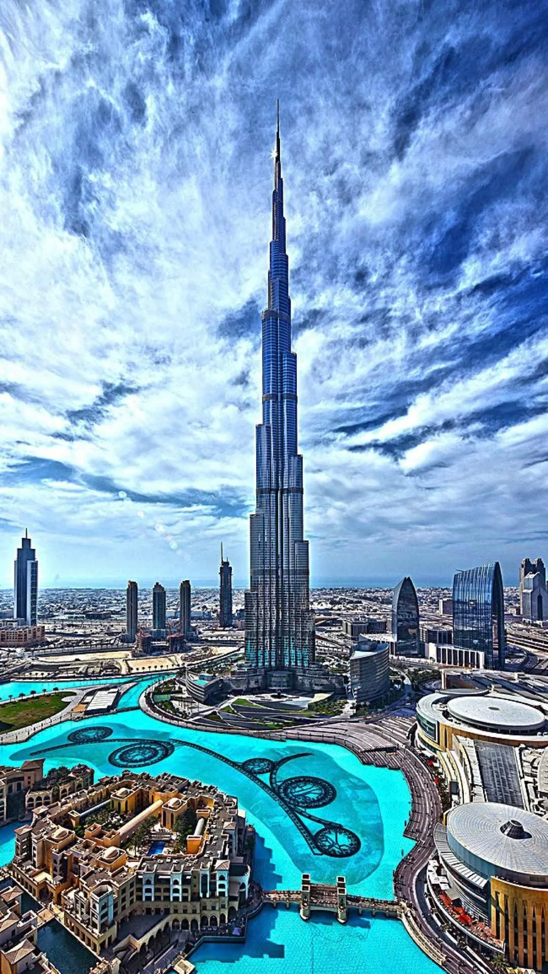 Burj Khalifa ⭐️🌃