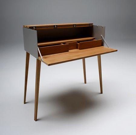 Sekretär Als Kleiner Arbeitsplatz Designmöbel Möbel Tischlerei