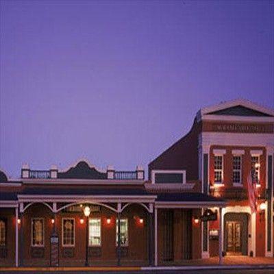Winner 1 Best Restaurant The Firehouse 1112 Second Street Downtown Old Sacramento Ca 95814