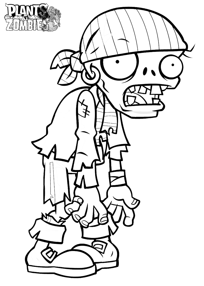 Zombie Coloring Pages Zombie Coloring Pages Coloringpages Coloring Coloringboo Halloween Coloring Pages Halloween Coloring Plants Vs Zombies Birthday Party