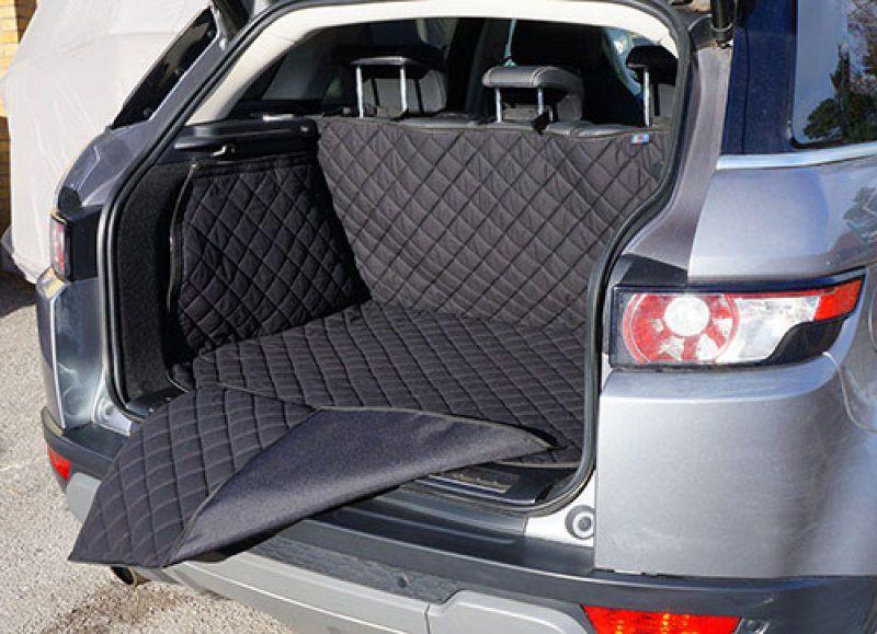 Range Rover Evoque (2011) Quilted Waterproof Boot Liner