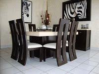 Muebles y decoración para el hogar: Comedores modernos, comedores ...