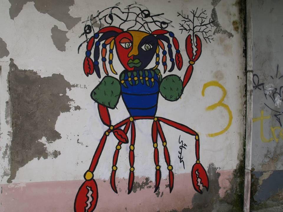Meninas 2014. Crustacea Menina, de Amelia Secas.