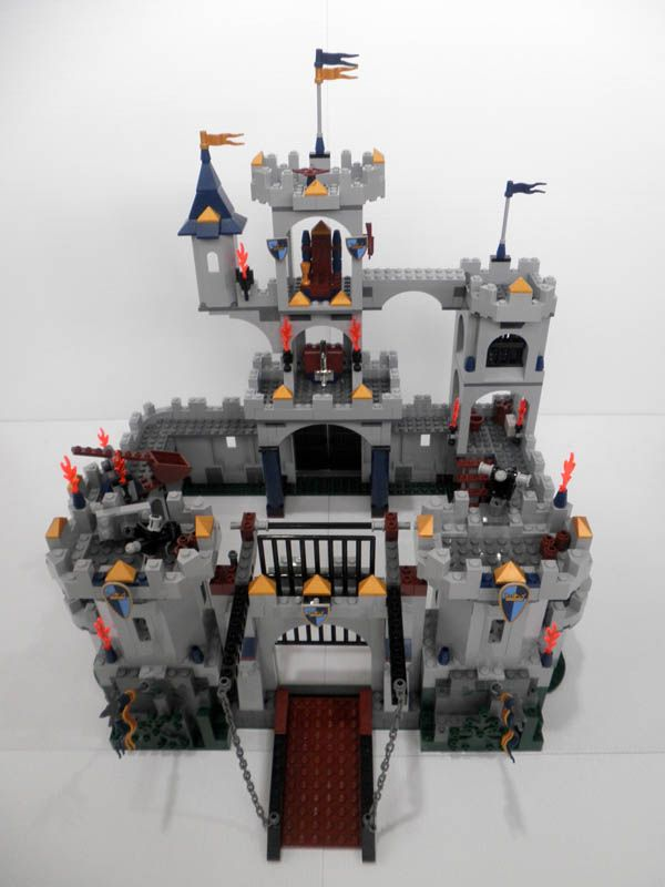 Lego 7094 Kings Castle Siege Lego Lego Lego Castle Lego