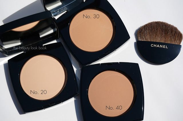e3cf1f9a880358 The Beauty Look Book: Chanel Les Beiges Healthy Glow Sheer Colour SPF 15  Powders N° 20, 30 and 40