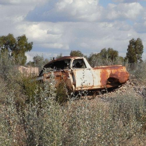 Ej Holden Ute Early 60 S Australian Vintage Wrecking Yards