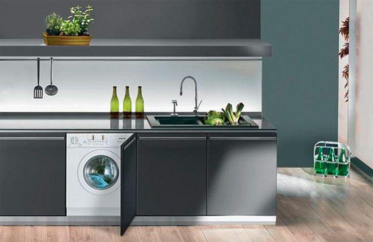 70 Bezaubernd Blomberg Waschmaschinen Waschmaschine Wasche Arbeitsplatte Kuche