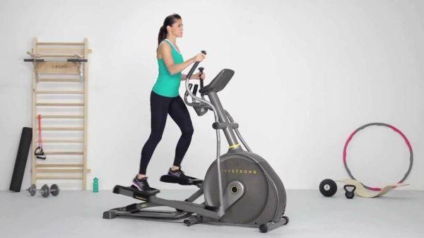 kalorienverbrauch crosstrainer fitness studio zu hause