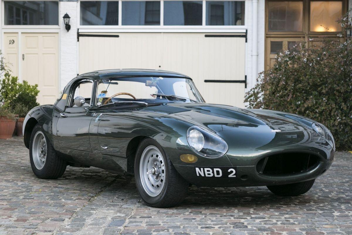 1969 Jaguar E Type SII   3.8 Litre Semi Lightweight Open Two Seater |