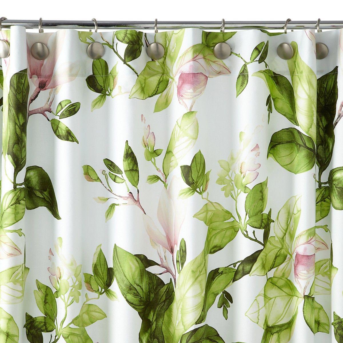 High Quality Charisma Bloom Shower Curtain   Bloomingdaleu0027s