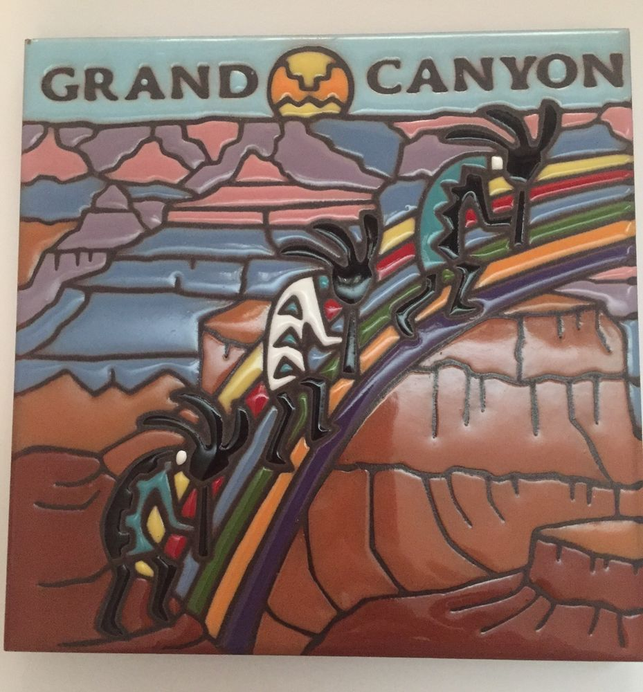 Earthtones ceramic tile art grand canyon 6 square 2006 earthtones ceramic tile art grand canyon 6 square 2006 earthtones dailygadgetfo Choice Image