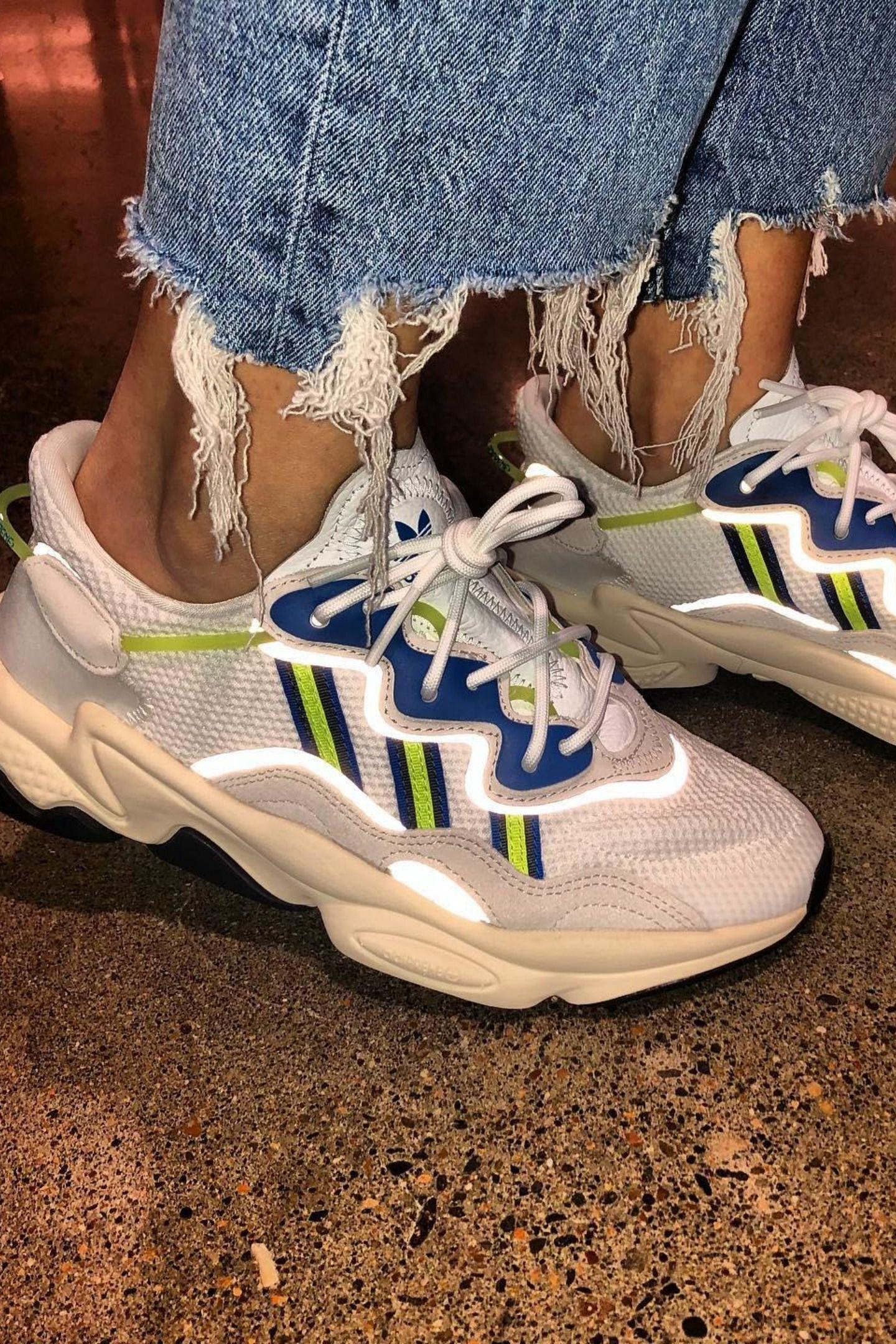 adidas OZWEEGO Shoes - White | adidas