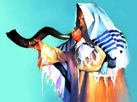 HAPPY ROSH HASHANAH | 100 Images of Jewish High Holy Days | Greetings | Rosh hashanah, Jewish art, Shofar