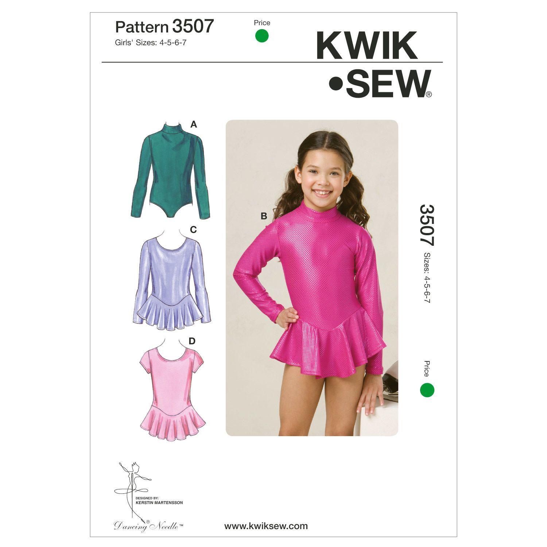 Kwik Sew Child Casual - K3507