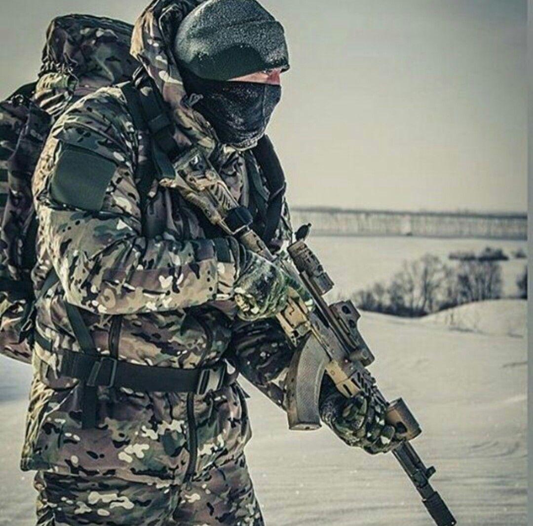31++ Spetsnaz sniper information