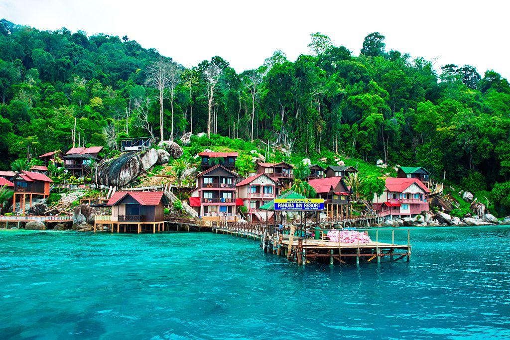 Trip to Pulau Tioman