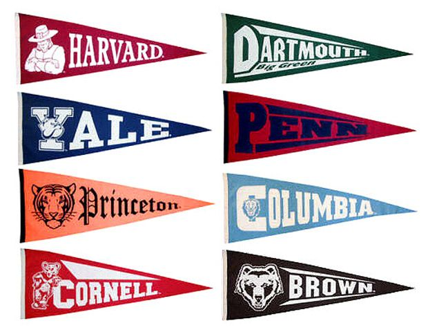 Why do students feel they must attend an Ivy league institution?