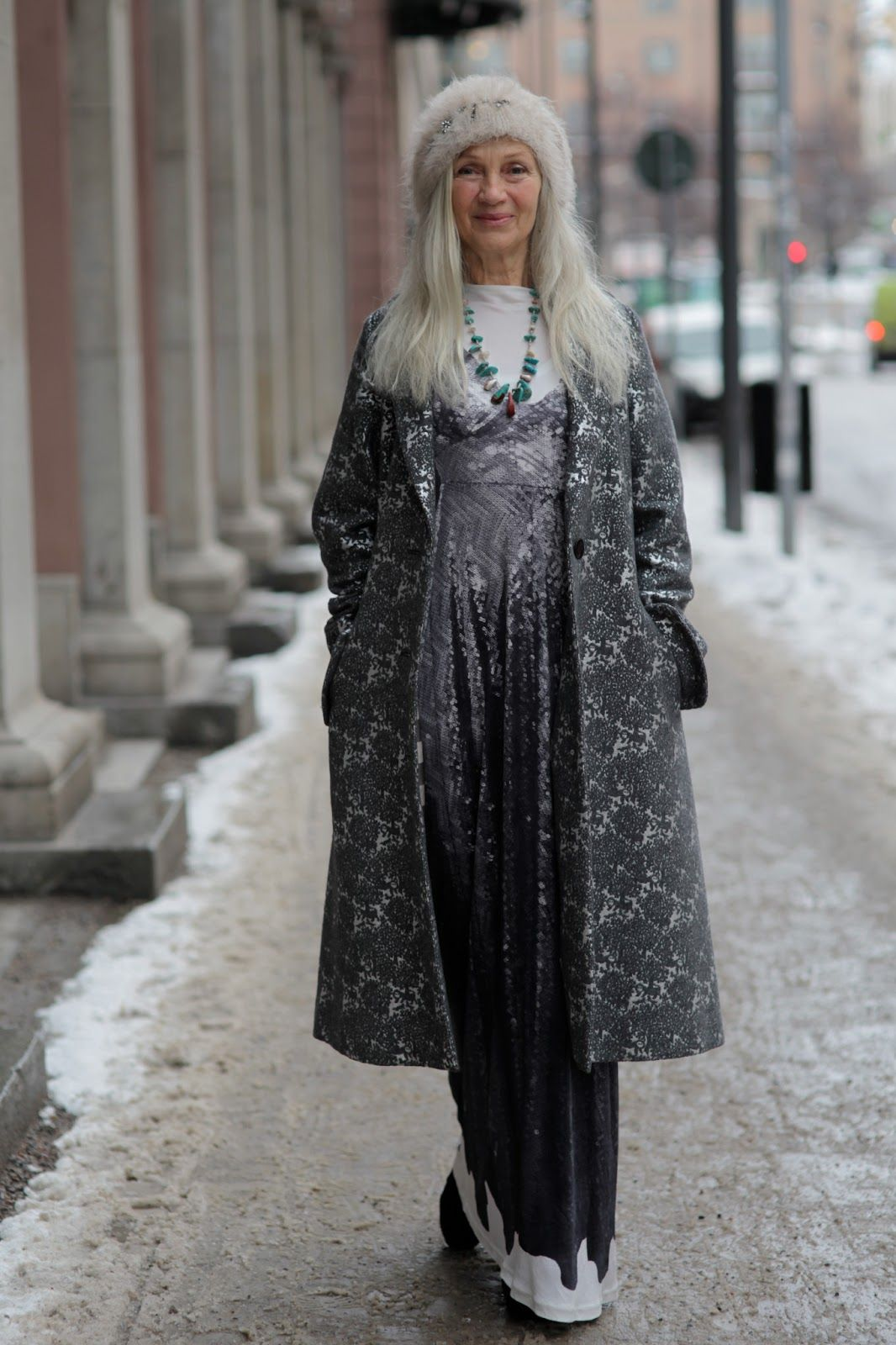 Ingmari Lamy- still modeling ay 65! Being in the world of ...