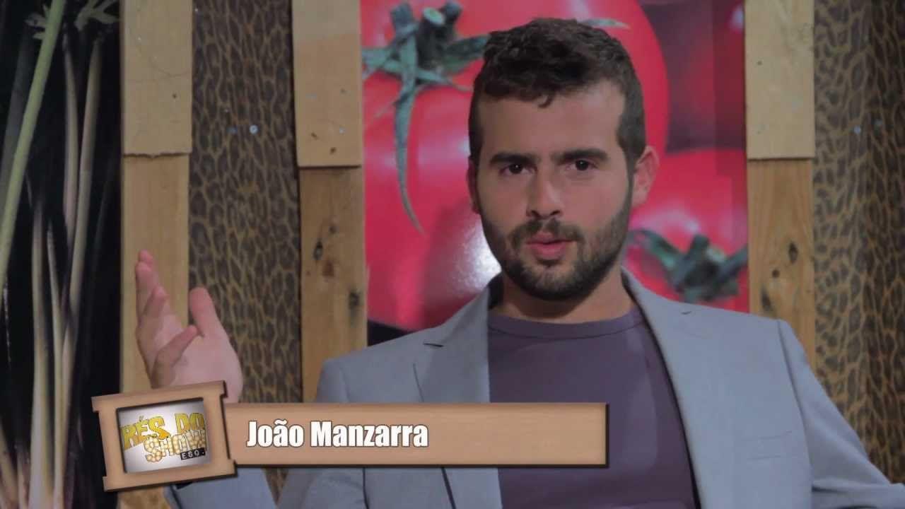 """Rés do Show Esq. - """"2 Minutos"""" com José Fidalgo"""