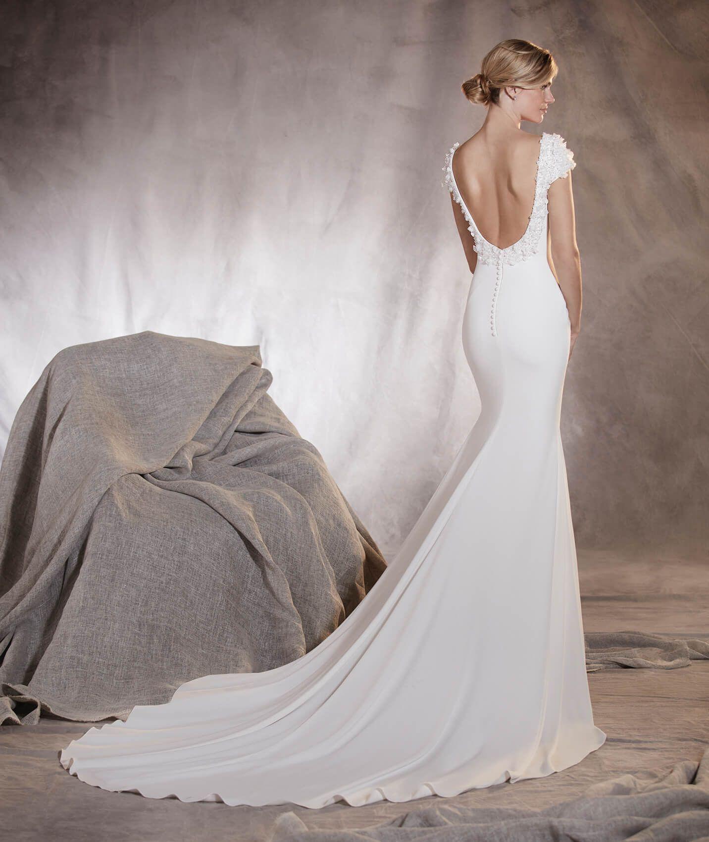 Pronovias wedding dresses style agua vestidos de novia