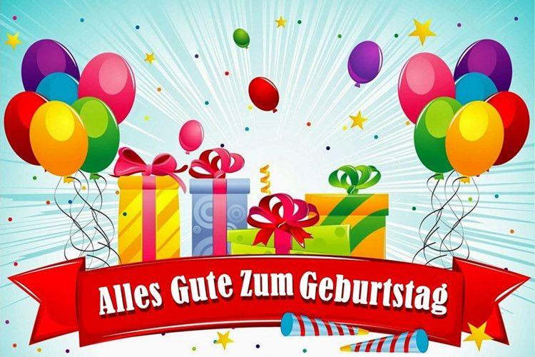 Geburtstagswunsche Fur 1 Geburtstag Elegant Alles Gute Zum