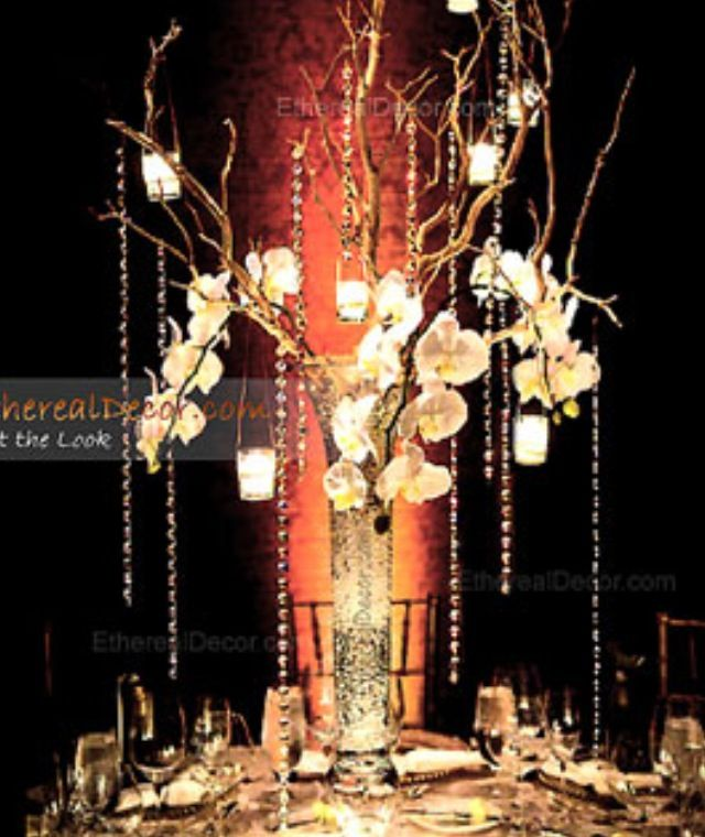 Best manzanita centerpiece ideas on pinterest