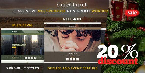 ChurchPoliticalMunicipal  Cutechurch Wp Theme  Https