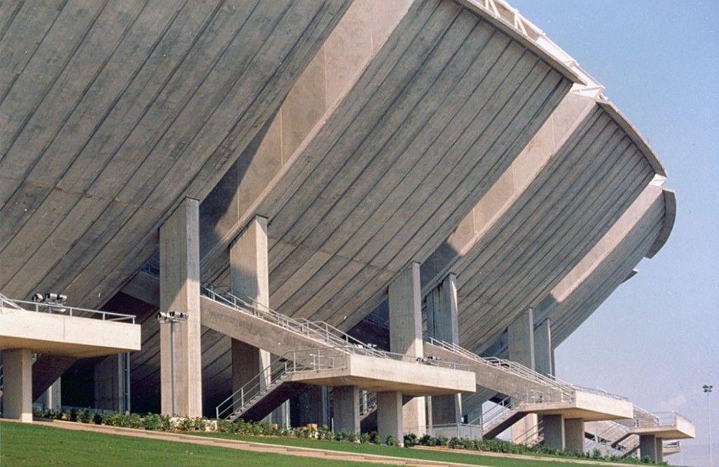 Renzo Piano SAN NICOLA STADIUM