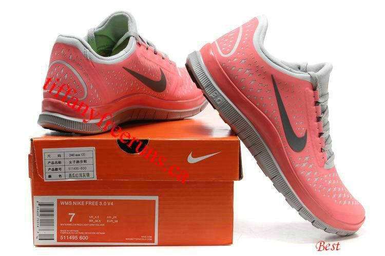 san francisco 0d422 bb7b8 Womens Hot Punch Shoes Pink Nike Free 3.0 V4 White Womens  Pink  Womens
