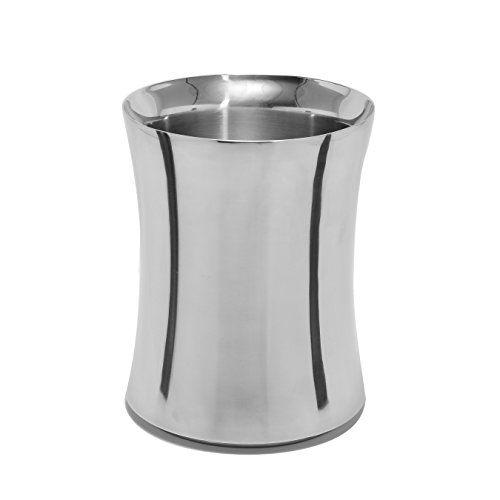 Mr Ice Bucket Stainless Steel Wine Cooler Large Chrome *** Check this awesome product by going to the link at the image.