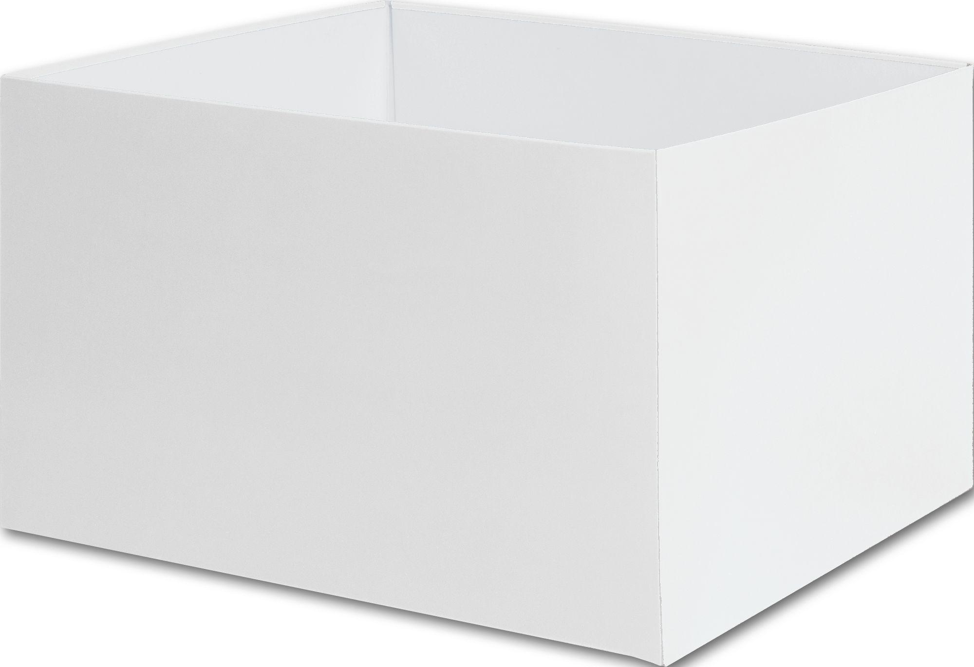 White Gift Box Bases 8 X 8 X 5 Sf Rosh Hoshana Gift Ideas