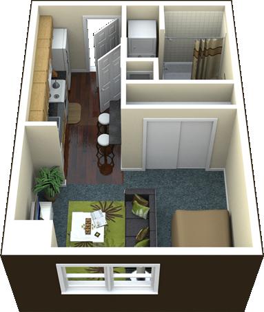 400 Sq Ft Apartment Floor Plan Google Search Diseno Casas