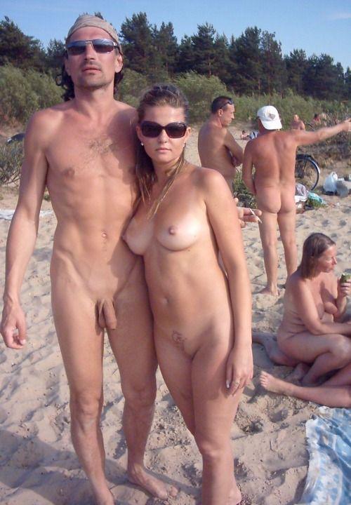Dutch nudist couples