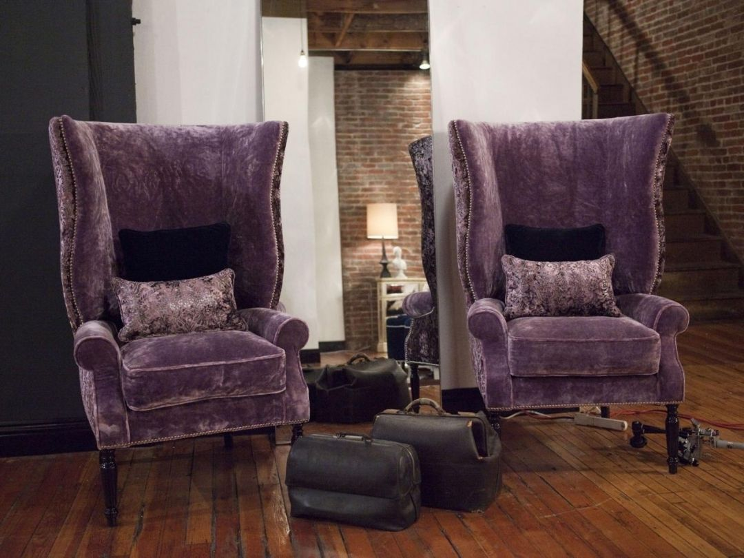 Excellent Velvet Accent Chair Household Furniture For Home