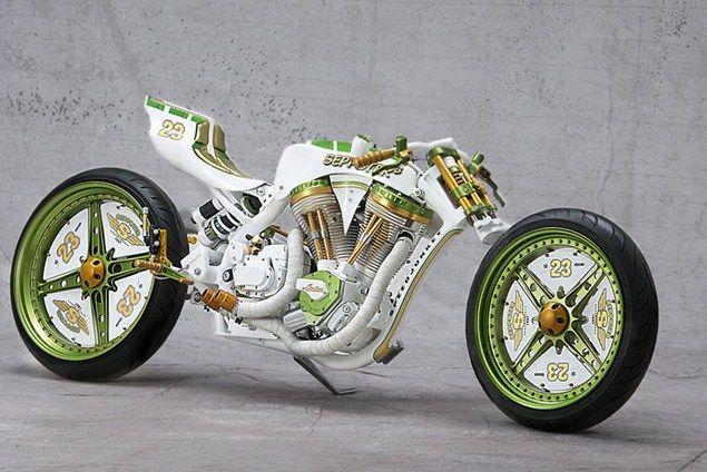 Top 10 Wildest Custom Bikes Ever Built 03 Speed Junky