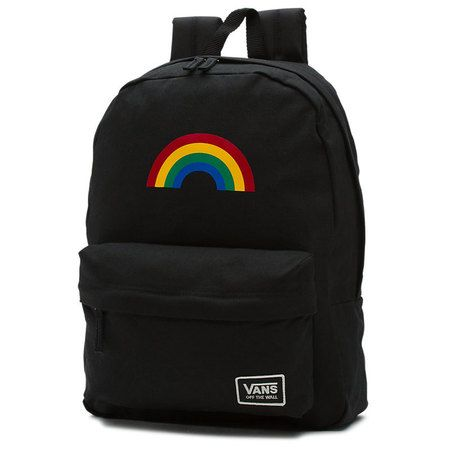 e093d192aa Backpacks   Bags for Women. Vans Realm Classic Backpack - Rainbow