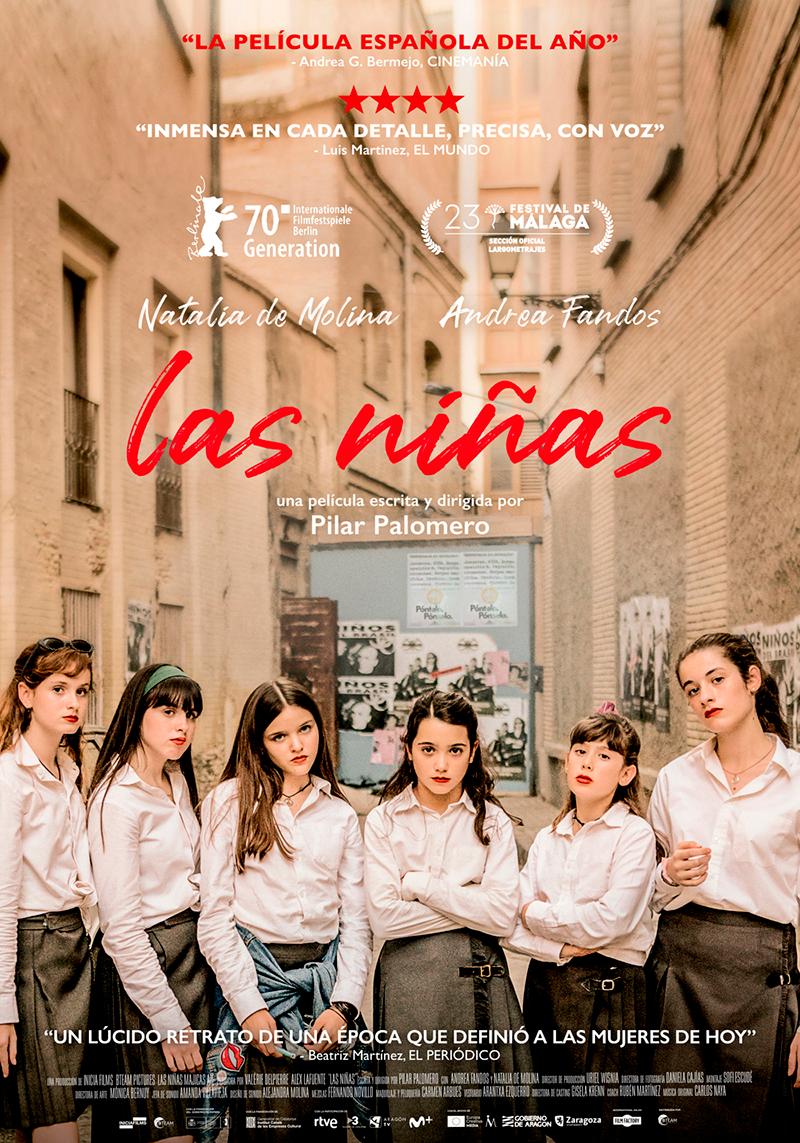 Por Qué Todo El Mundo Habla De Las Niñas La Película Española Que Reivindica Una Nueva Feminidad Telva Com El Niño Pelicula Peliculas Cine