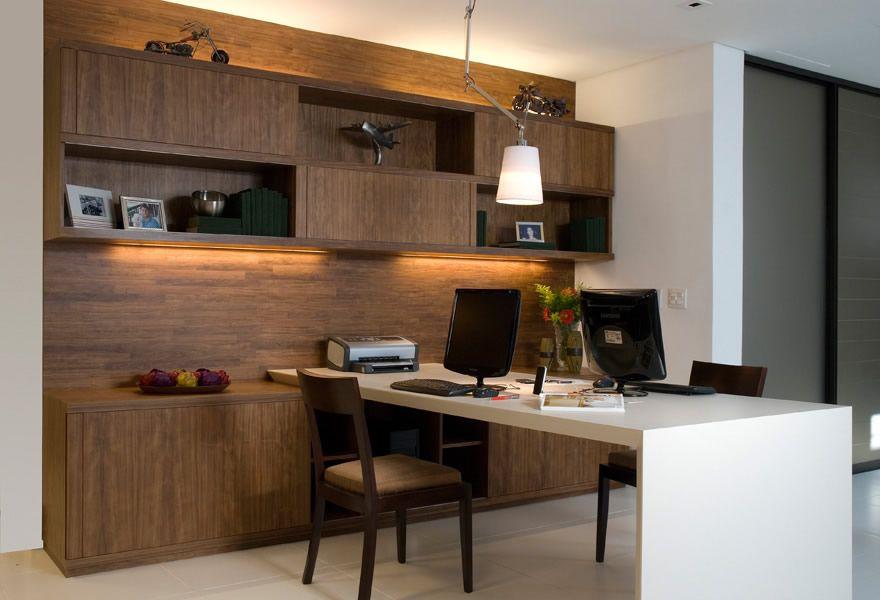 Linea Mobili   Móveis Planejados Para Home Offices